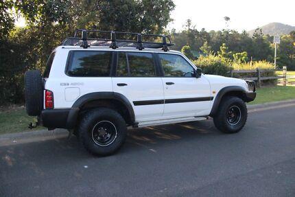 Nissan Patrol Bonogin Gold Coast South Preview