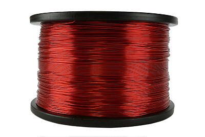 Temco Magnet Wire 20 Awg Gauge Enameled Copper 5lb 155c 1573ft Coil Winding