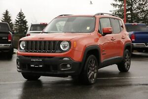 2016 Jeep Renegade North - ALLOY WHEELS, PUSH START!