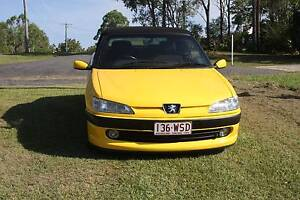 2002 Peugeot 306 Convertible Kooralbyn Ipswich South Preview