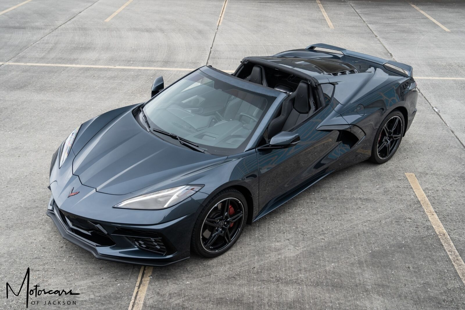 2020 Gray Chevrolet Corvette  2LT | C7 Corvette Photo 6