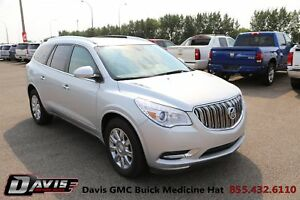 2014 Buick Enclave Leather Bose speaker system! Power liftgate!