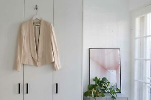 By Malene Birger blush blazer / jacket - size 38 (size 10) Woollahra Eastern Suburbs Preview