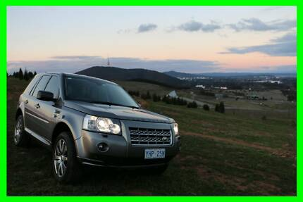 2010 Land Rover Freelander 2 SUV Giralang Belconnen Area Preview
