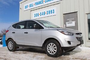 2015 Hyundai Tucson GL ONE OWNER LOW KM ACCIDENT FREE