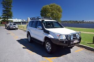 Fully Equipped 2004 Toyota Landcruiser Prado Como South Perth Area Preview