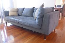 Natuzzi 3 seater couch Belair Mitcham Area Preview