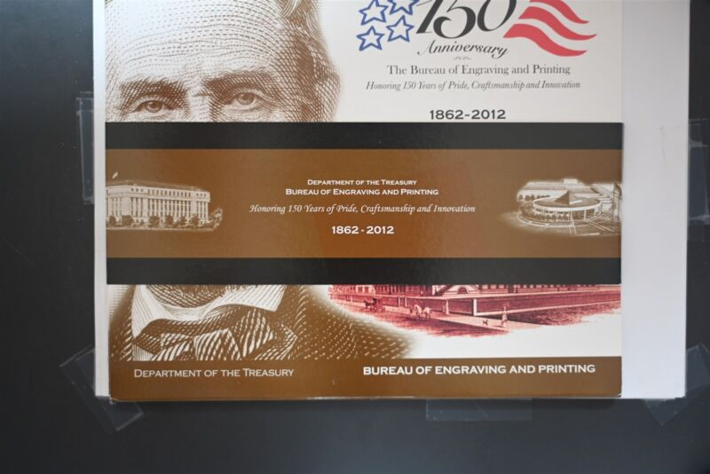2012 150th Anniversary Currency Set with a $2 and $5 note