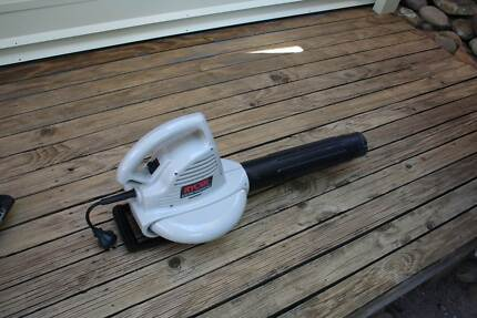 Garden Leaf Blower Ryobi Electric Greenfield Park Fairfield Area Preview