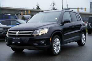 2016 Volkswagen Tiguan - ALLOY WHEELS!