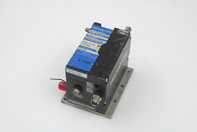 Loral Microwave West Ms-570xblme-08 Oscillator Freq 6300-6800mhz