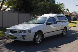 2004 Ford Falcon LPG Ute St Marys Penrith Area Preview