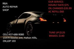 IF IT HAS A ENGINE WE CAN FIX IT ( MECHANIC AND BODY SHOP)