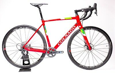 47801979232 New Colnago Prestige Disc SRAM Force Carbon Cyclocross Bike - 52c (56cm)