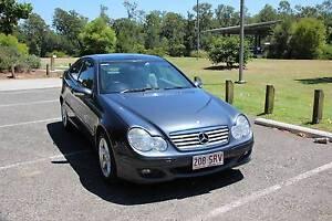 2006 Mercedes-Benz C200 Coupe Chuwar Brisbane North West Preview
