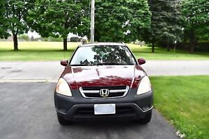 Honda CR-V 2003 Immaculate Condition