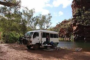 1996 Isuzu 4x4 extreme offroad motorhome South Fremantle Fremantle Area Preview
