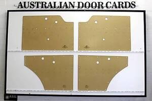 New Holden FJ, FX Door Cards. Suit: Standard, Business & Special. Wangaratta Wangaratta Area Preview