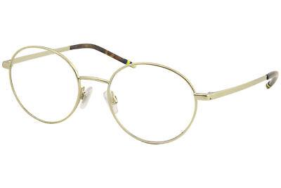 Polo Ralph Lauren Men's Eyeglasses PH1193 PH/1193 9116 Gold Optical Frame (Gold Frame Polo Glasses)