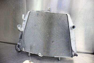 11-17 Suzuki GSXR 600 ENGINE RADIATOR MOTOR COOLER COOLING