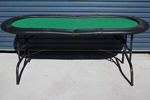 Texas Hold'Em Folding Poker Table Stockton Newcastle Area Preview