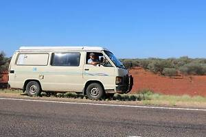 Toyota Hiace Campervan Pop-Top Adelaide CBD Adelaide City Preview