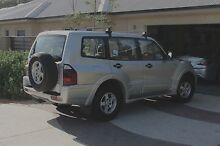 2003 Mitsubishi Pajero-Genuine under 175,000 kms Fully serviced Bicton Melville Area Preview