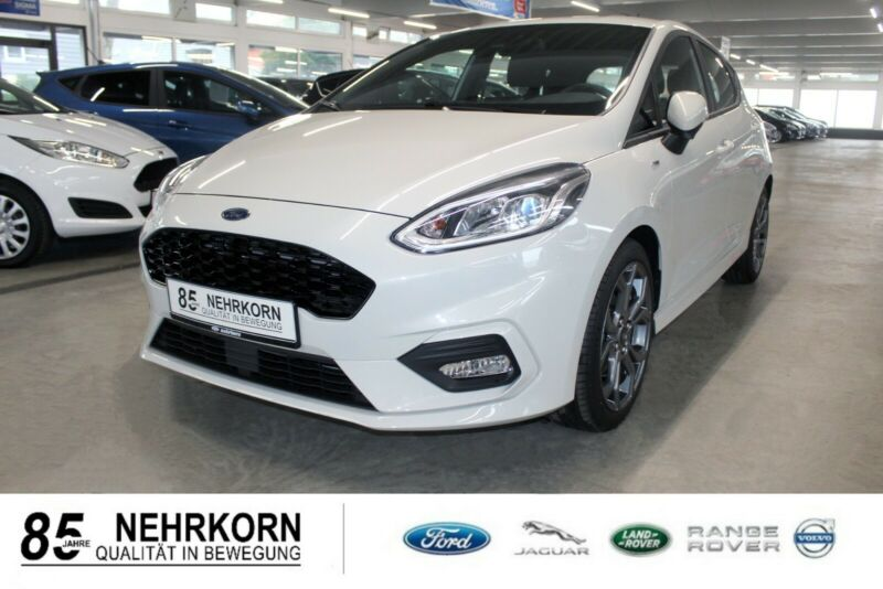 Ford Fiesta 1,0 EcoBoost ST-Line X