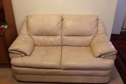 Leather lounge chairs  2x2 seaters  -  Free West Pymble Ku-ring-gai Area Preview