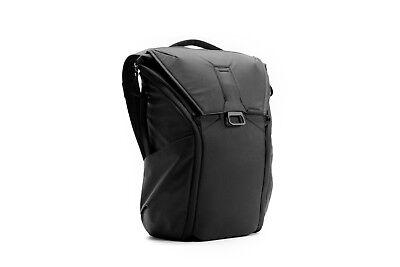 EX-DISPLAY Peak Design Everyday Backpack 20L Jet Black. Premium Camera Rucksack.