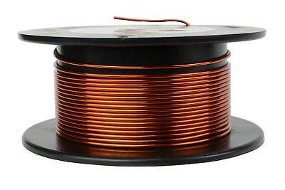 Temco Magnet Wire 15 Awg Gauge Enameled Copper 2oz 12.5ft 200c Coil Winding