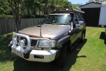 Nissan Patrol GU ST 2008 New Auckland Gladstone City Preview