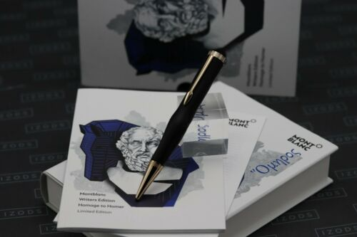 Montblanc Homage to Homer Limited Edition Ballpoint Pen