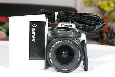 EX-Canon EOS XTi digital camera & 18-55mm/f1:3.5-5.6 EF-SII lens