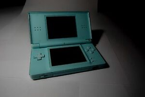 Nintendo DS Lite Blue and 8 Games Vale Park Walkerville Area Preview