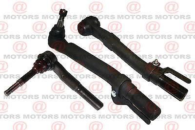 Steering Fit Ford Super Duty F250 F350 F450 F550 Tie Rod End Trucks Parts Kit