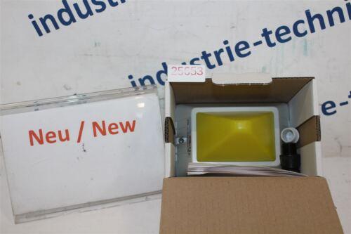 Pfannenberg Pb 2005 Strobe Beacon Yellow 21025853000