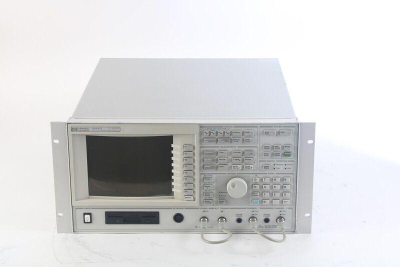 Agilent 89441A Vector Signal Analyzer DC Opts. 1C2AY7AY9AYA AYBAYHUG7 -  AS IS