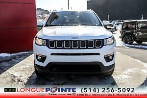 2018 Jeep Compass North+ALTITUDE+ 4X4