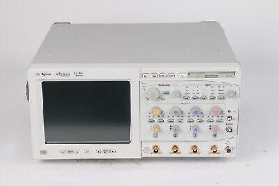 Agilent 54846b Infiniium Oscilloscope 2.25ghz 8gsas - 4 Channel - Voice Control