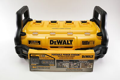 Dewalt Dcb1800b 1800 Watt Portable Power Station And Battery Charger