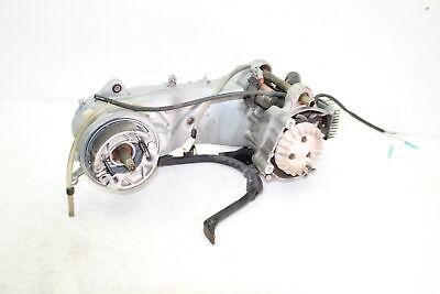 2008 Yamaha Zuma 50 Yw50 Engine Motor 4wx-w1511-02-00 4wx-w1512-00-00