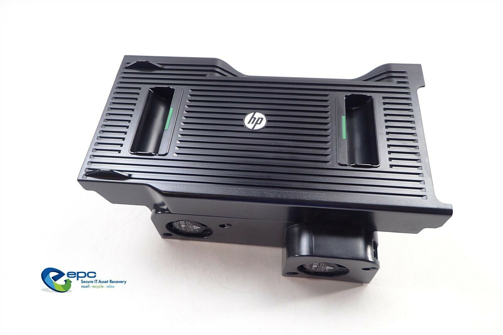 HP 642166-001 Z820 Z840 Air Shroud and Fan Assembly 642165-001 5