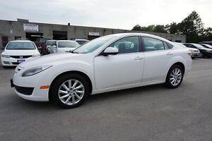 2013 Mazda MAZDA6 2.5 SPORT SEDAN AUTO CERTIFIED 2YR WARRANTY *S