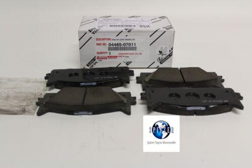 TOYOTA OEM 049450C040 Front Brake shim kit