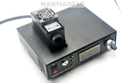 808nm 2w Ir Infrared Laser Module Ttlanalog Tec Power Supply 85265v