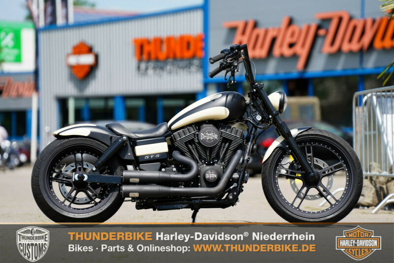 "Harley-Davidson FXDF  Fat Bob ""Custombike"""