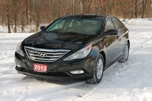 2012 Hyundai Sonata GL Sunroof | Heated Seats | CERTIFIED