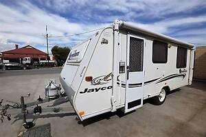 2005 Jayco Freedom Pop Top Caravan Welland Charles Sturt Area Preview