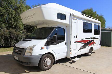 Kea Endeavour Motorhome - home away from home (camper van/RV)